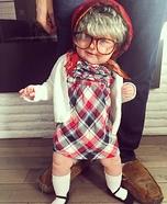 Grandma Edna Homemade Costume