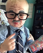 Grandpa Baby Costume
