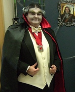 Grandpa Munster Costume