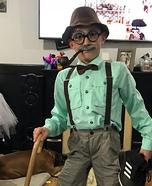 Grandpa Steve Homemade Costume