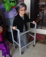 Baby's Granny Costume