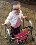 Granny Baby Homemade Costume