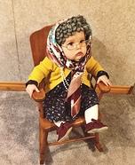 Granny Edna Homemade Costume