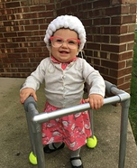 Granny G Homemade Costume