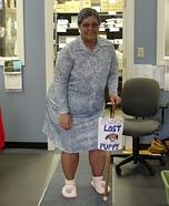Granny lost her Dog Halloween Costume