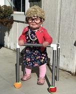 Granny Presley Homemade Costume