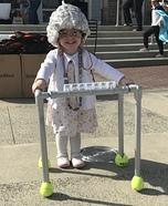 Granny Thelma Baby Homemade Costume