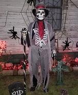 Grave Groom Homemade Costume