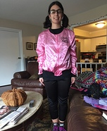 Grease Pink Lady Homemade Costume