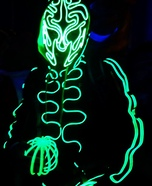 Green Man Homemade Costume