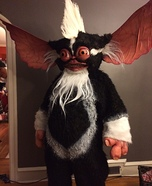 Gremlins Mohawk Mogwai Homemade Costume