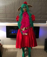 Greta the Gremlin Homemade Costume