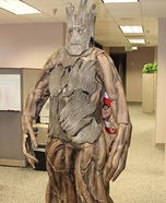 Guardians of the Galaxy Groot Costume