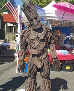 Adult Groot Costume