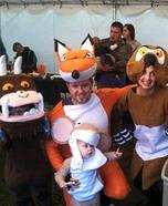 Gruffalo Characters Homemade Costume