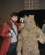 Guardians of the Galaxy Groot Costume DIY