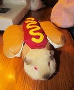 Guinea Pig Hot Dog Halloween Costume