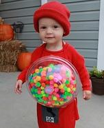 Gumballs Baby Costume