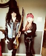 Guns n Roses Homemade Costume