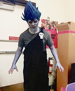 Hades Homemade Costume
