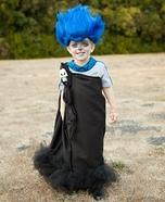 Hades Homemade Costume