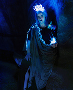 Hades, Lord of the Dead Homemade Costume