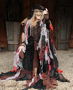 Hag Halloween Costume for Women