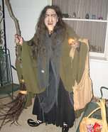 Hag Homemade Costume