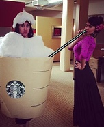 Halloween Coffee Costume