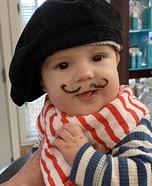 Halloween Frenchman Homemade Costume