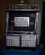 Halloween Slot Machine Homemade Costume
