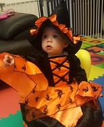 Halloween Witch Costume