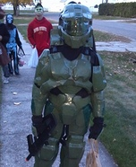 Halo Master Chief Halloween Costume