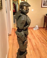 Halo Homemade Costume