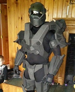 Halo Armor Homemade Costume