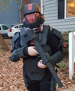 Halo ODST Homemade Costume