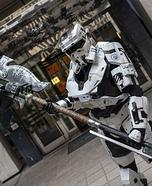Halo Reach Mark V Spartan Costume