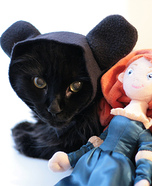 Hamish from Brave Cat Homemade Costume