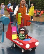 Handy Manny Homemade Costume