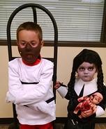 Hannibal Lecter Homemade Costume