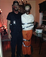 Hannibal Lecter Homemade Costume