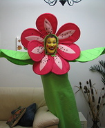 Happy Blooming Flower Costume