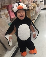 Happy Feet Baby Costume