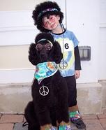 Happy Hippy DIY Costume