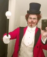 Harold Zidler from Moulin Rouge Costume