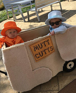 Harry and Lloyd Dumb and Dumber Homemade Costume