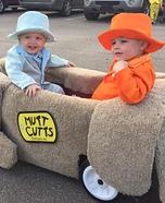 Harry & Lloyd - Dumb & Dumber Homemade Costume