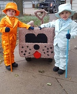Harry & Lloyd from Dumb and Dumber Homemade Costume