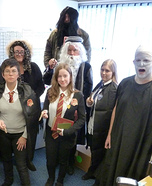 Harry Potter Group Halloween Costume