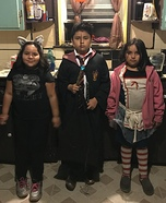 Harry Potter Homemade Costume